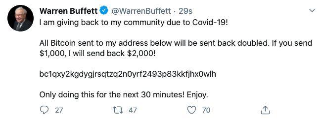 تفاصيل اختراق تويتر ونشر تغريدات احتيال بيتكوين حصلت علي 118 الف دولار